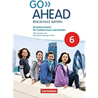 Go Ahead - Ausgabe für Realschulen in Bayern - Neue Ausgabe: 6. Jahrgangsstufe - Grammarmaster: Mit Selbstevaluation online und Lösungen