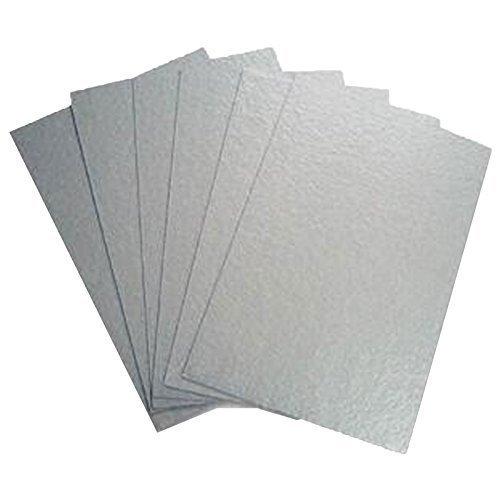First4Spares, universale Microwave Wave Guide Mica fogli 12,70 cm x (5 20,32 (8 cm (confezione da 5)
