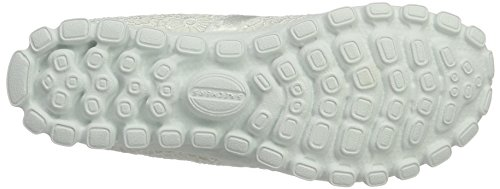 Make Damen Wht Believe Ez Weiß Skechers 2 Flex Slipper WIvCCqd