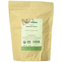 Davidson's Tea Bulk, Imperial Green Tea, 16-Ounce Bag