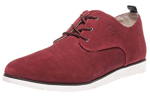 Business in Manz 104015 Rot 124 Herrenschuhe große 32 Übergrößen Schuhe dn11RB