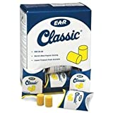 3M E-A-R Classic earplugs, 30 Pair Per Box