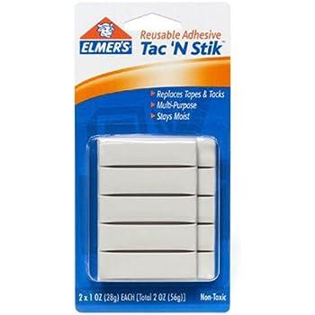 Elmer's Tac 'N Stik Reusable Adhesive