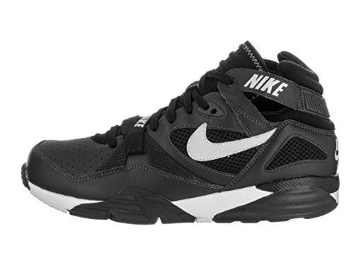 Nike Air Trainer Max '91 Männer Basketballschuhe Anthrazit / Pure Platinum-schwarz
