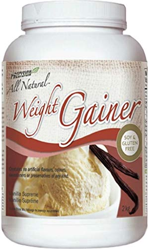 PRECISION ALL NATURAL Weight Gainer (2 kg - Van)