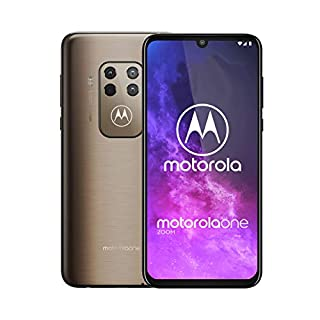 Motorola One Zoom | Unlocked | GSM only | 4/128GB | 48MP | 2019 | Bronze