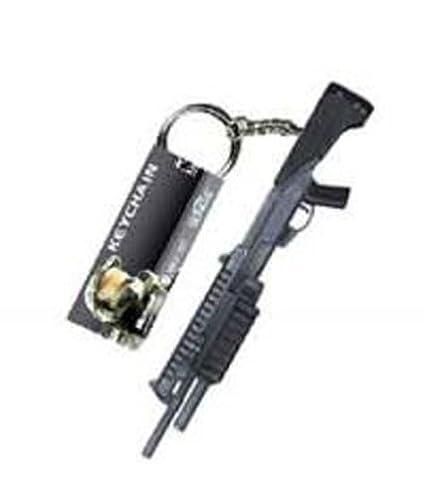 Amazon.com: Halo PVC Llavero Escopeta: Sports & Outdoors
