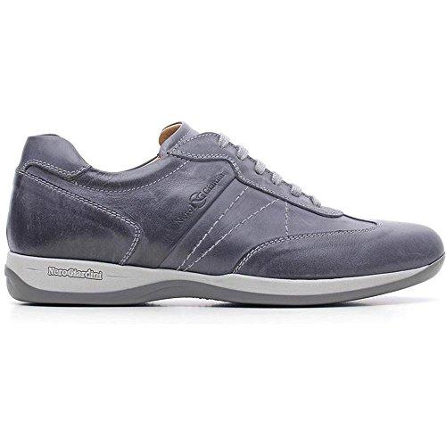 Sneaker Uomo Blu P603980U-201 - Nero Giardini