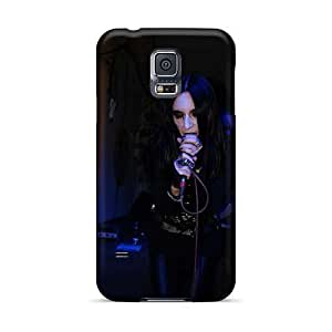 Durable Hard Phone Cases For Samsung Galaxy S5 (fcw9243nvka) Support Personal Customs Stylish Coal Chamber Band Pictures