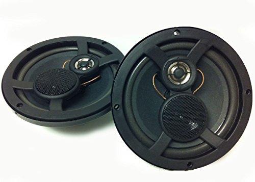 Boss 6.5 Inch Car Speakers 3-way 220 watts AVA6510 - 220w Car Speakers
