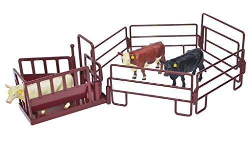 Toy Cattle Chute : Little buster toys unisex adult cattle