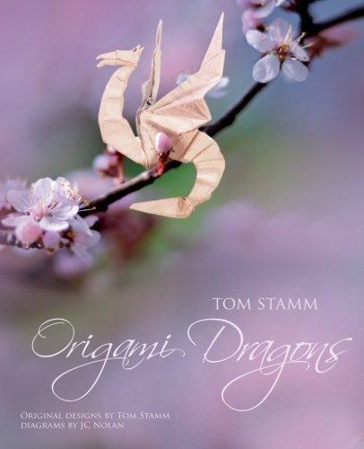 Origami Dragons [Tom Stamm] (Tapa Blanda)