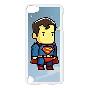 Scribblenauts Unmasked iPod Touch 5 Case White gift pjz003-3832804