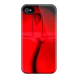 Qzy6931MqHm Computer Mouse Awesome High Quality Iphone 4/4s Case Skin