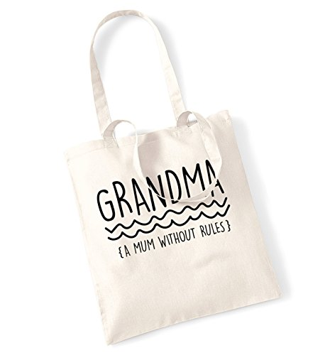 without bag rules rules mum mum tote a Natural Grandma a bag Grandma tote a without Natural Grandma qqptwg