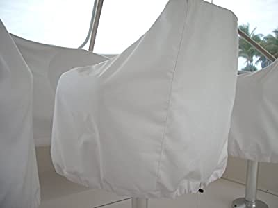 Universal Boat Seat/Captain's Chair Cover, Boat Cover, Boat Canvas, BEST QUALITY!