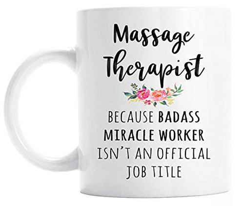 Gift For Massage Therapist, Funny Massage Therapist Coffee Mug, Graduation Gift - 11oz Ceramic Coffee Mug Tea Cup, High Gloss