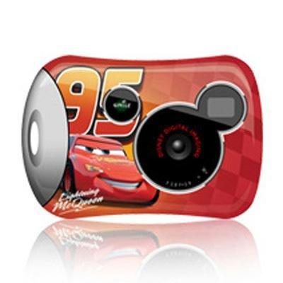 Pix Digital Cars Camera Micro (Digital Blue 602 Disney Pix Micro Cars Digital Camera)