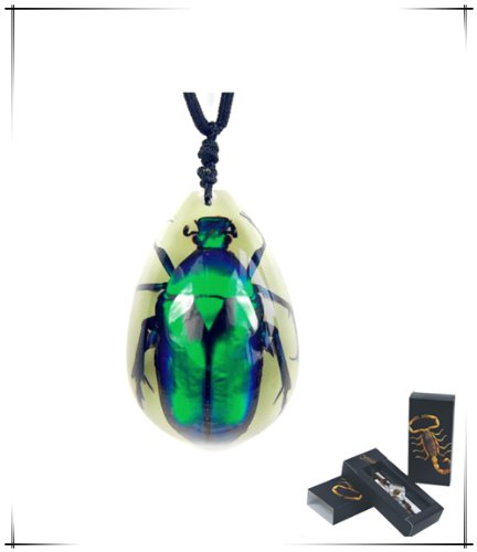 Green Rose Chafer Beetle (Glow in Dark) ()