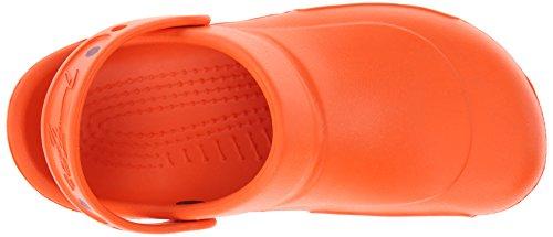Crocs Batali Bistro, Zuecos Unisex Adulto Arancio (Orange)