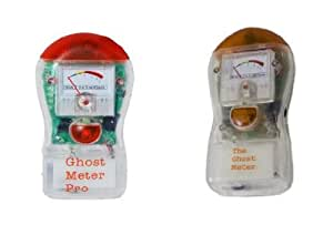 Ghost Hunting Kit - Ghostmaster Deluxe Electronic EMF Ghost Communication Set (Ghost Master Pro and Original with New Ghost Dialog Mode)