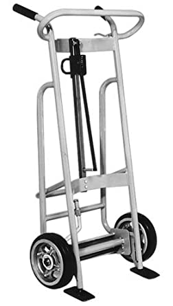 Valley craft prod without brakes steel h1735 cap for Valley craft hand truck
