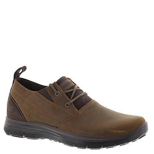 skechers HINTON- BOLEY - Zapatillas de deporte para hombre Dark Brown