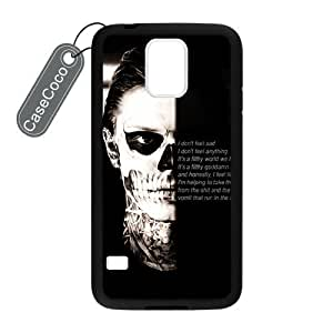 CASECOCO(TM) American Horror Story Custom Case Cover Skin Shield For Samsung Galaxy S5 Case Laser Technology