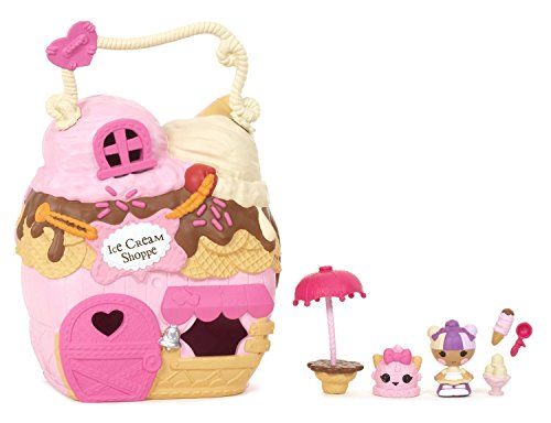 Lalaloopsy Tinies House- Scoops' House ()