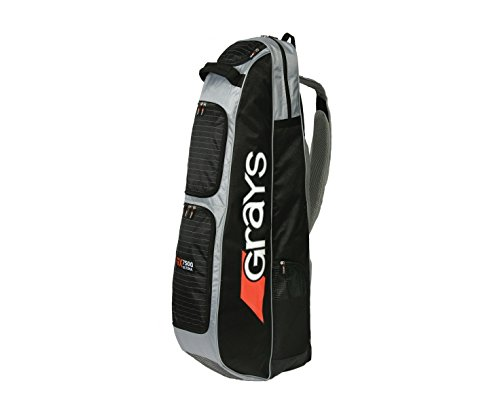 GRAYS GX 7500 Ultima Training Bag, Black/Silver