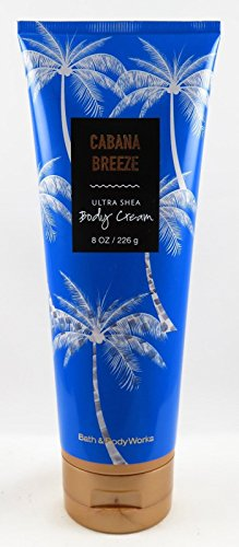 Bath & Body Works Ultra Shea Cream Cabana Breeze 8oz