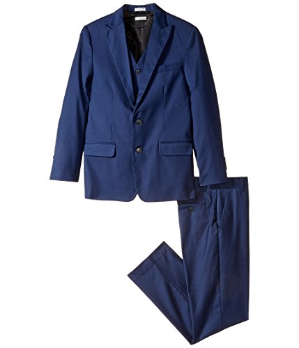 Calvin Klein Kids Boy's Infinite Suit (Big Kids) Bright Blue Youth 16 Big