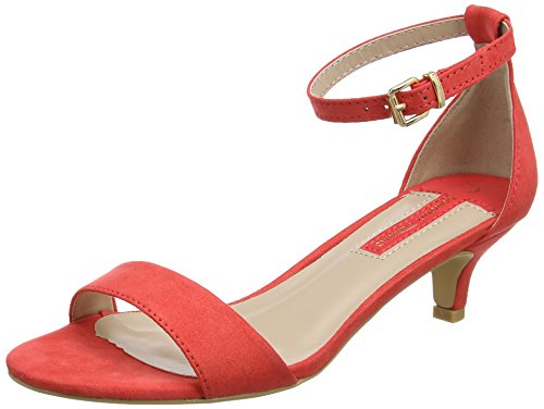 Dorothy Perkins Sundae - Sandalias con tacón Mujer rosa (Coral)