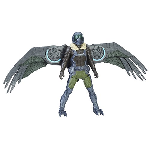 Spider-Man: Homecoming Feature Vulture Figure, 6-inch -