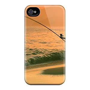 4/4s Scratch-proof Protection Case Cover For Iphone/ Hot Summer Activities Phone Case