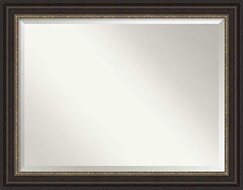 Amanti Art Framed Vanity Mirror | Bathroom Mirrors for Wall | Impact -