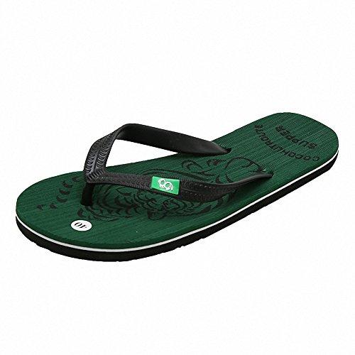 Ben Sports Sandalias y Chanclas para Hombre verde