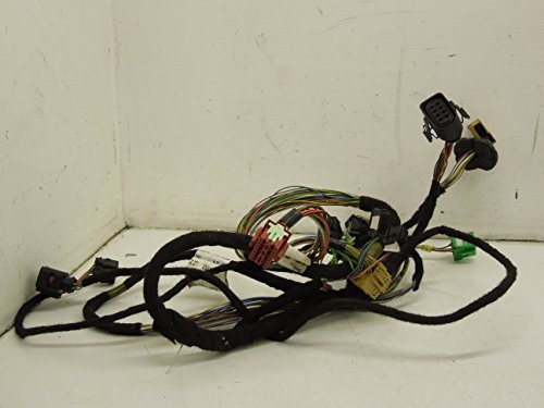 Audi A6 C5 OS Right Drivers Door Wiring Loom: