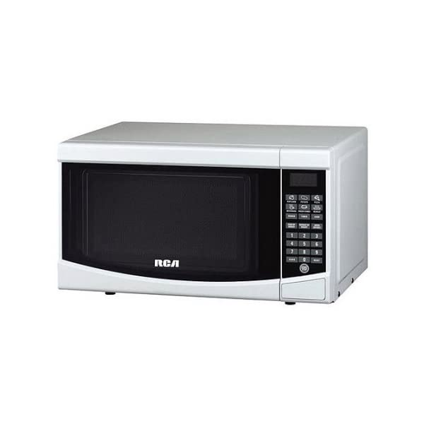 RCA 0.7 Cu. Ft. Microwave Oven (White) 1