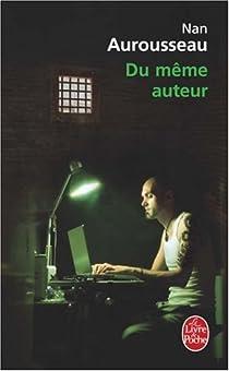 Du même auteur par Aurousseau