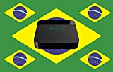 IPTV6 Plus + IP TV 5 Brazil Box A2 Box Htv IPTV6 Brazil Based on HTV6+, IPTV5 HTV5 HTV 5 Updated,IPTV Subscription 1 Year Free, Brazilian Channels, Movies, Killer of IPTV 6 A1 A2 Iptvkings