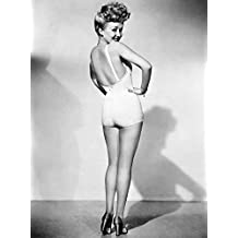 Betty Grable (1916-1973) Namerican Actress The Most Popular Pin-Up Photograph Of The American Armed Forces During World War Ii Poster Print by (24 x 36)