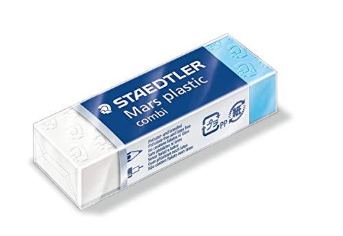 (Mars 526-508 Plastic Combi Eraser)
