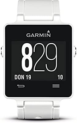 Garmin vívoactive - Smartwatch con GPS, color blanco: GARMIN ...