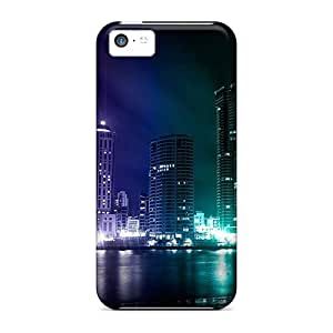 New City Tpu Skin Case Compatible With Iphone 5c