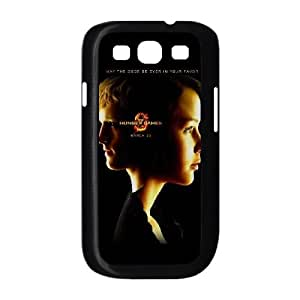 The Hunger Games Peeta And Katniss Samsung Galaxy S3 9300 Cell Phone Case Black Pretty Present zhm004_5017392