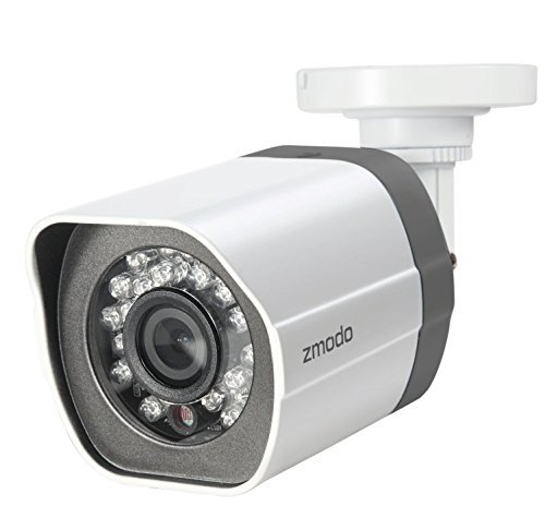 Zmodo sPOE 720p HD IP Camera with Night Vision Wide Lens