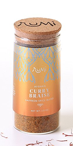Afghan Curry Braise Spice Blend