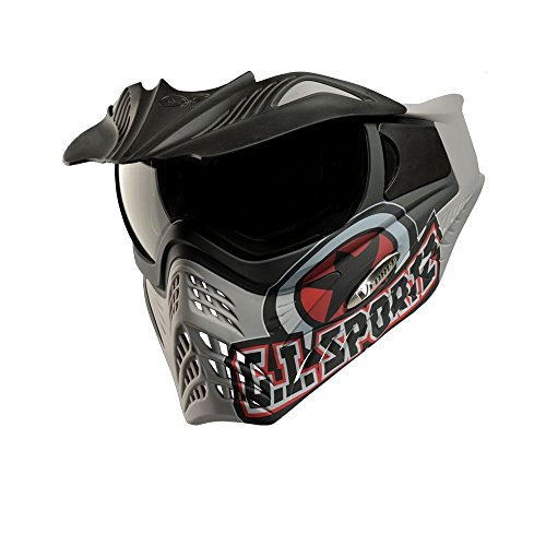 paintball masks thermal - 9