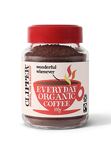 Clipper Tea - Everyday Organic Coffee - 100g